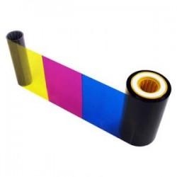 XID YMCK Color Ribbon